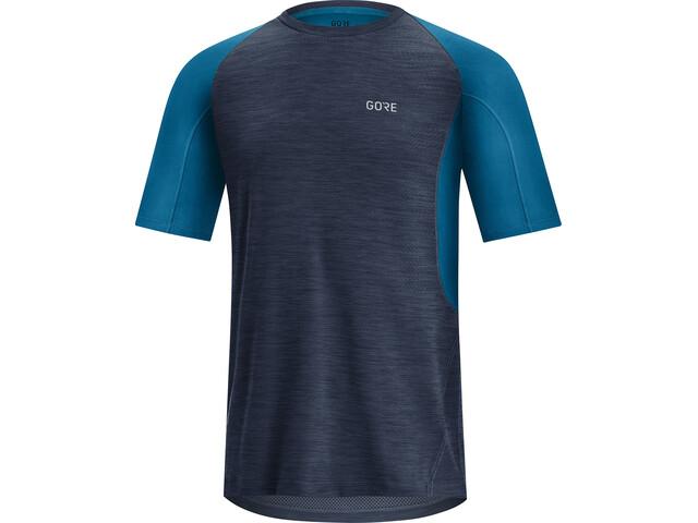 GORE WEAR R5 Shirt Men orbit blue/sphere blue